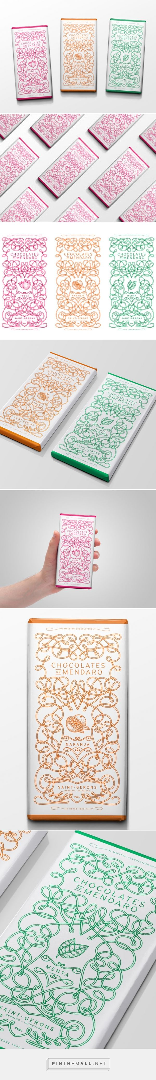 Chocolates de Mendaro Packaging Design