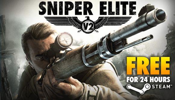 Sniper Elite V2 free on Steam for 24 hours