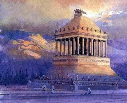 Mausoleum at Halicarnassus - ThingLink