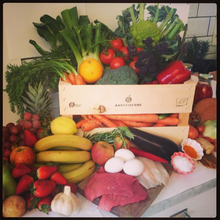 Client: Årstiderna Organic food to your doorstep