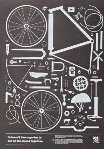 Buy a bike.