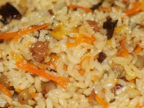 Гарнир из риса — 38 рецептов с фото. Как вкусно приготовить рис на гарнир?