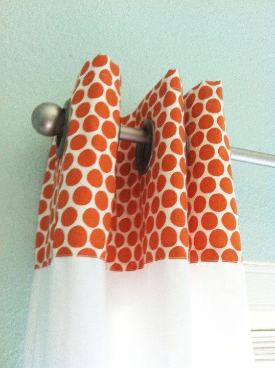 Best 25+ Orange curtain tracks ideas on Pinterest | Orange ...