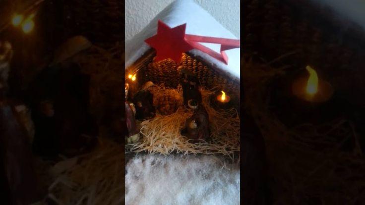 Weihnachtliches Winterdorf