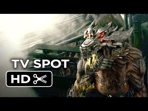 Transformers: Age of Extinction TV SPOT - Forge 2014) - Mark Wahlberg Movie HD
