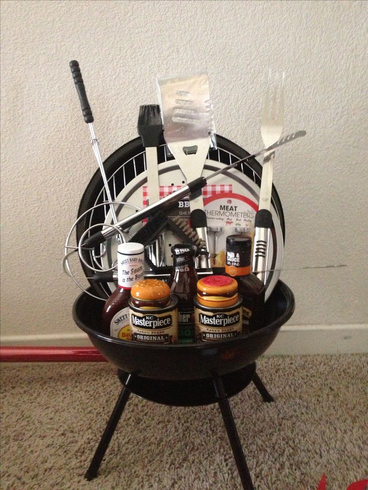 Volunteer with Via Volunteers in South Africa and make a difference! BBQ theme raffle basket | See more about Raffle Baskets, Baskets and Basket Ideas.                                                                                                                                                      More