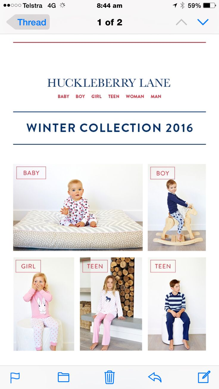 New Winter sleepwear range available online or in-store now #pjs #kidspjs #pyjamas #kidspajamas #children #kidsfashion #huckleberrylane
