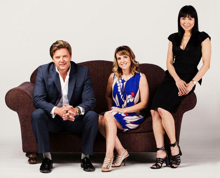 Chris, Rachel & Grace