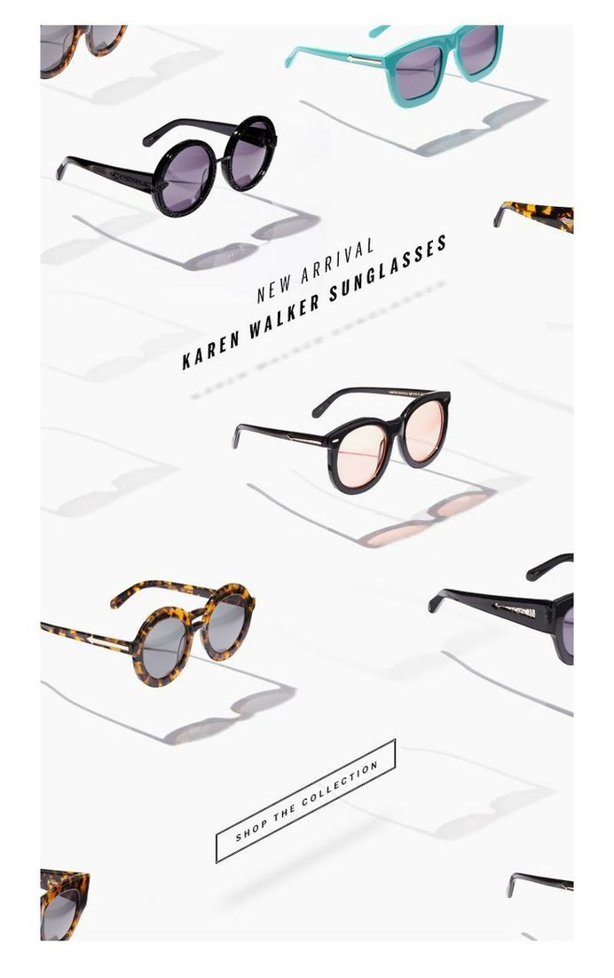 Steven Alan Email Design KAREN WALKER
