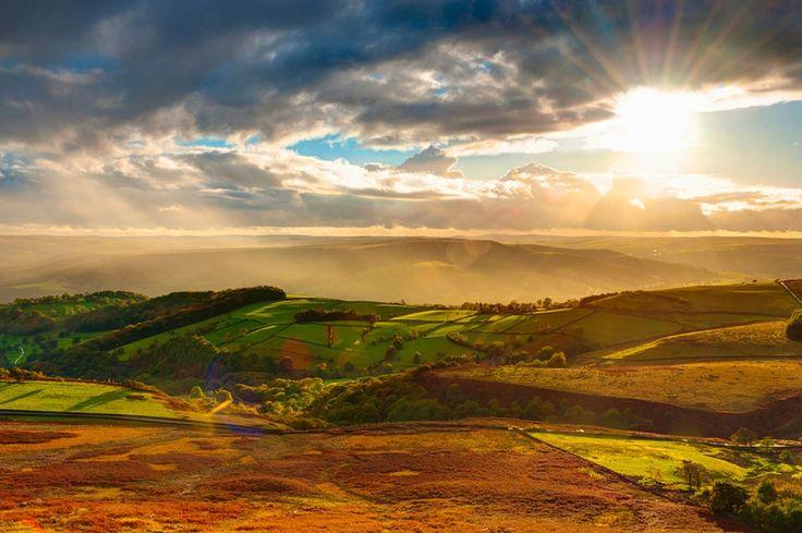 Фото - путешествия по миру: Таинственный национальный парк Пик-Дистрикт