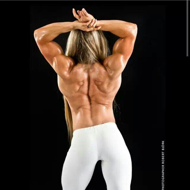 45 best Sarah Bäckman images on Pinterest | Muscle girls