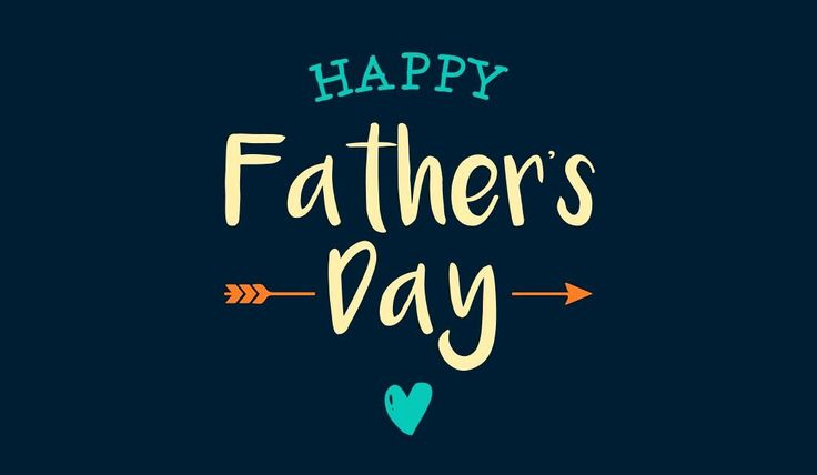 Happy Fathers Day 2017...