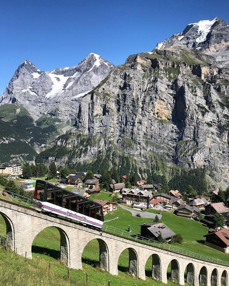"8,046 aprecieri, 61 comentarii - Visit Switzerland 🇨🇭 (@visitswitzerland) pe Instagram: ""One of the last white spots on our 🇨🇭 map: The unique and lesser known landscapes of Sardona…"""