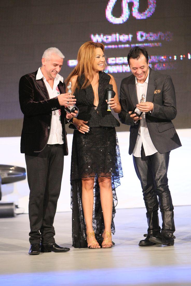 THE LOOK OF THE YEAR - Couture Walter Dang - Actress Linda Batista
