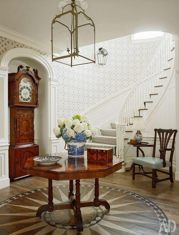 Дом на Лонг-Айленде, дизайнер Тони Баратта. Нажмите на фото, чтобы посмотреть все интерьеры дома.