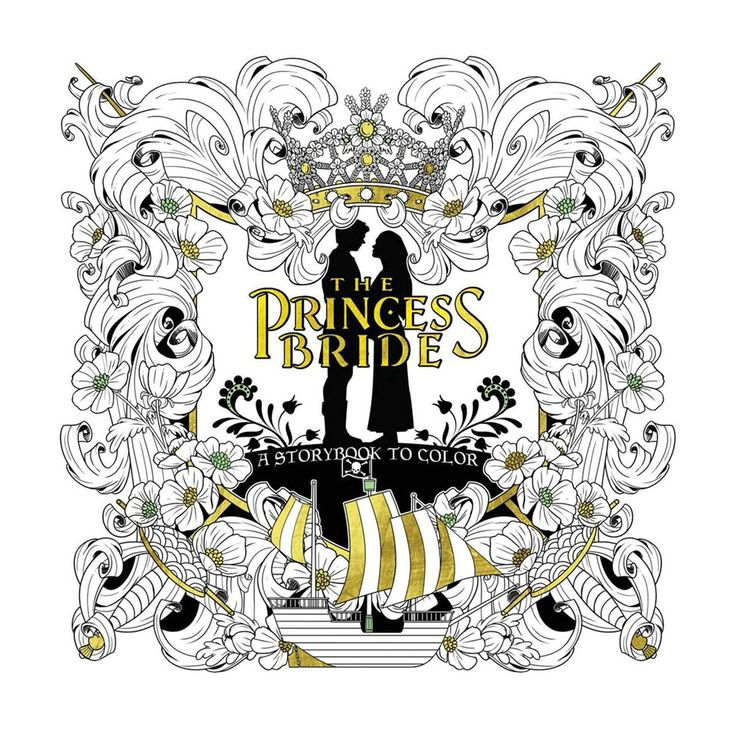 "Just Released - The Princess Bride: A Storybook to Color (ISBN 9781631407734 $16.99)  Color your way through Florin to the Fire Swamps and back again, with The Princess Bride: A Storybook to Color! Just in time for the 30th anniversary of the beloved film, this adult coloring book features brand-new artwork by Rachel Curtis to enjoy and color ""as you wish.""  Go head-over-heels tinting screaming eels. Paint that fink, Lord Humperdinck. Add some flair to the Pit of Despair, and then color up…"