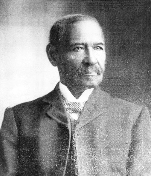 Arkansas jurist Mifflin Wistar Gibbs  became the nation's first African American judge in 1873. From 1850-1858, he ALSO served as U.S. consul to Madagascar.