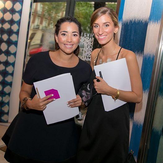 Gran evento, mejor equipo!! @maria.abajo #MEDMVFNO2014 #MexicoEstaDeModa #20aniversarioMJ #PullmanturInspira #MEDMGancedo #Mexico #España #staff — con Karla Sarti y Maria Abajo.