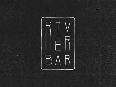River Bar by Jennifer Lucey-Brzoza