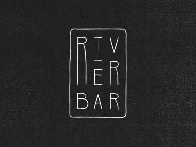 River Bar by Jennifer Lucey-Brzoza