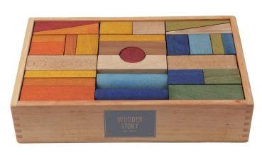 Wooden Story Holzbausteine