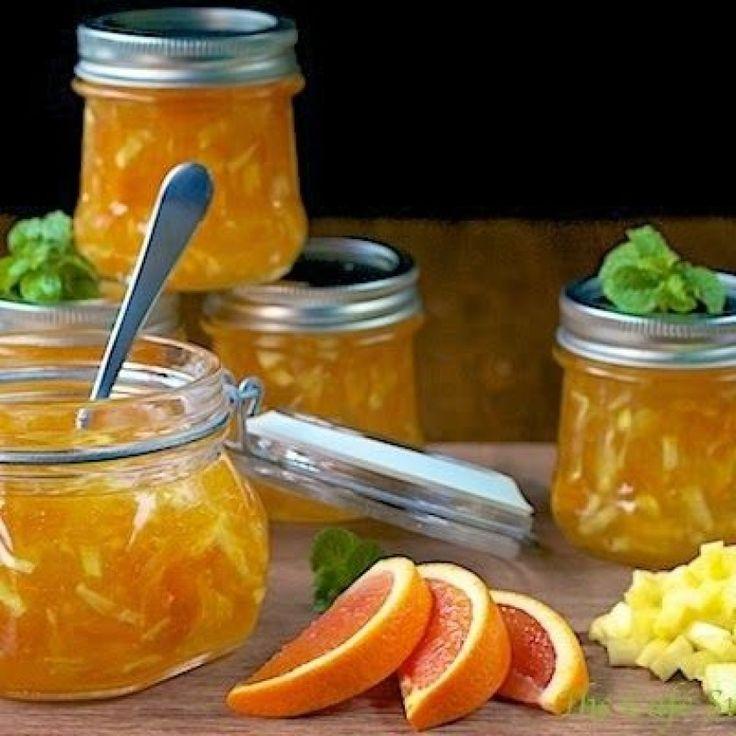 Şekersiz Portakal Reçeli Tarifi - Kolay Yemek Tarifleri