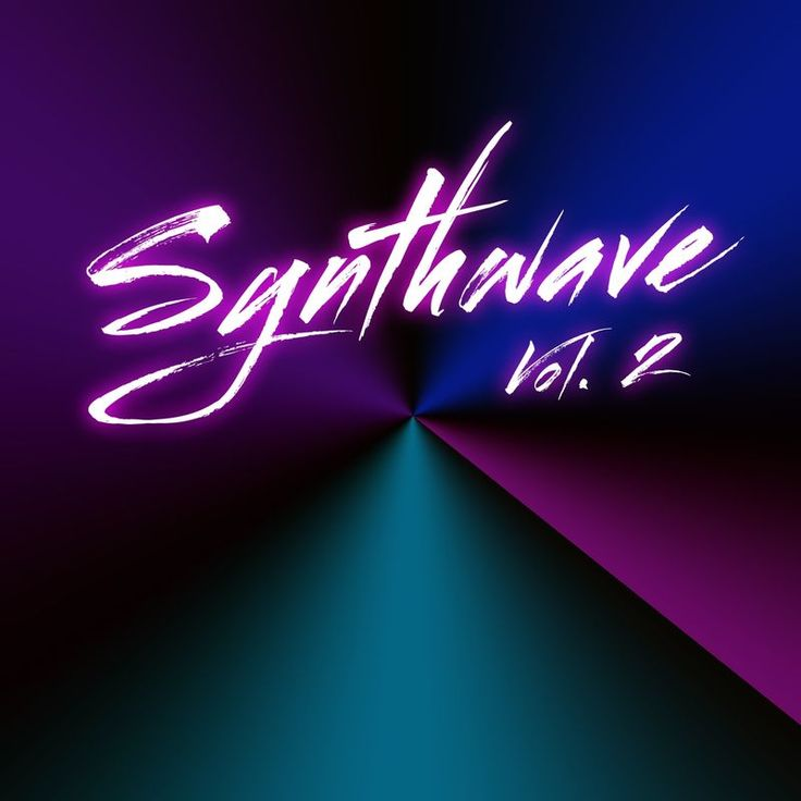 Synthwave Vol. 2 by Various Artists