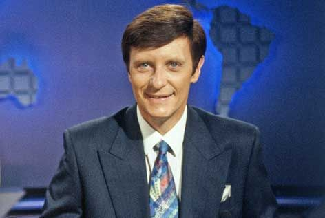 Most South Africans that have watched the Afrikaans news on SABC probably know who Riaan Cruywagen is. This newsreader actually joined the SABC in 1965.