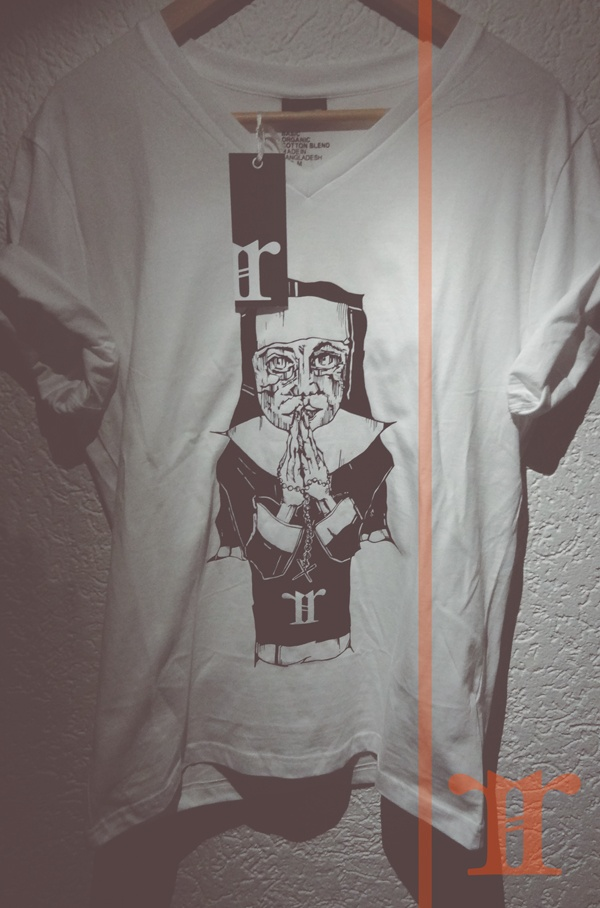 nu.rare in tshirt /new collection/