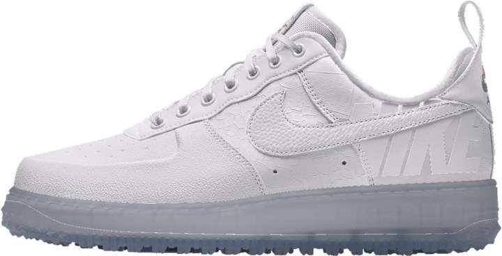 Nike Force 1 Low iD Winter White Shoe