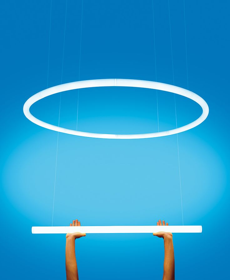 Alphabet of light, design by BIG - Bjarke Ingels Group