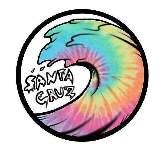 Santa Cruz Logos Skateboard design