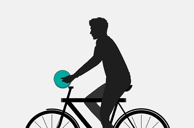 Bisiklet Yağmurluğu I Bigumigu