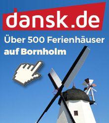 Ferienhäuser auf Bornholm bei dansk.de