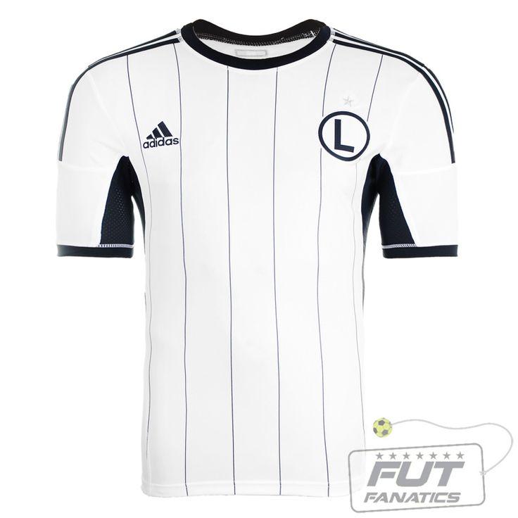 Camisa Adidas Legia Warsaw Home 2014