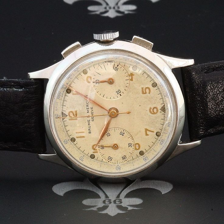 Portex Chronograph (Landeron Cal. 248)…   The Watch Spot