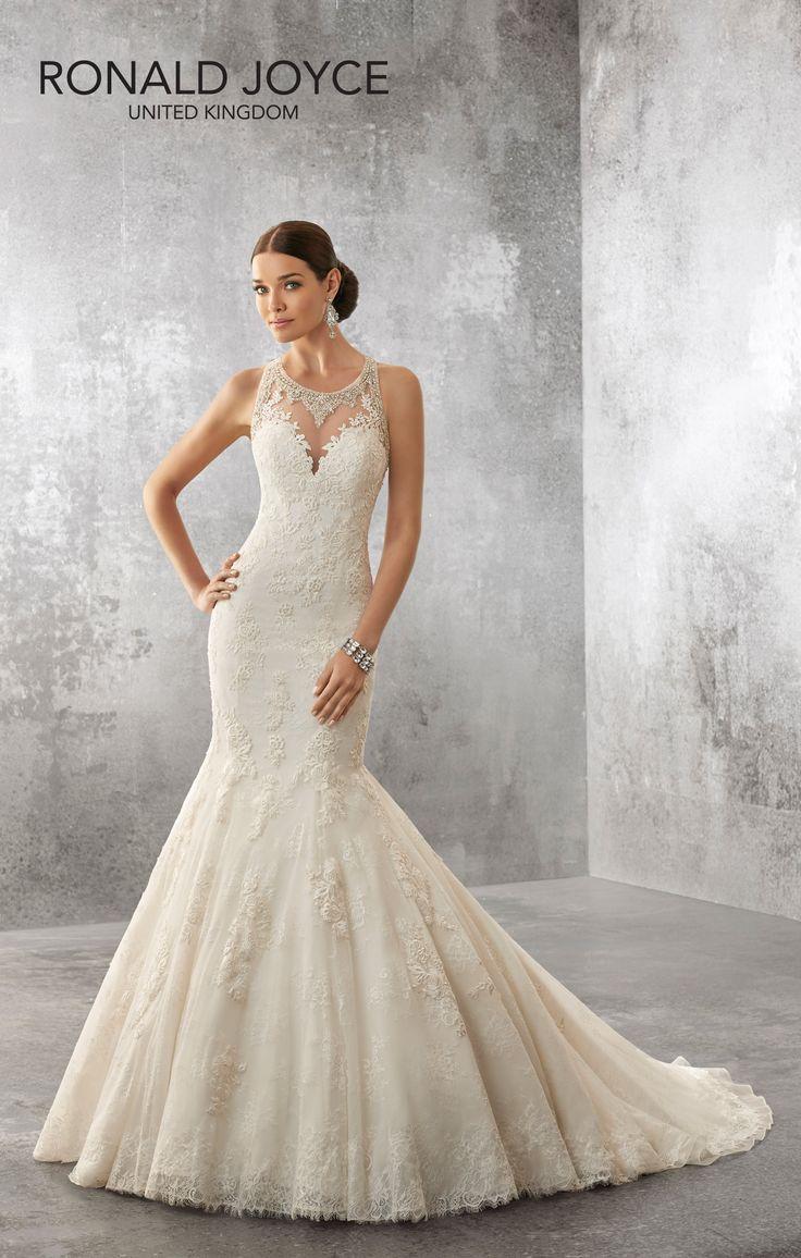 89 best Ronald Joyce Bridal images on Pinterest | Short wedding ...
