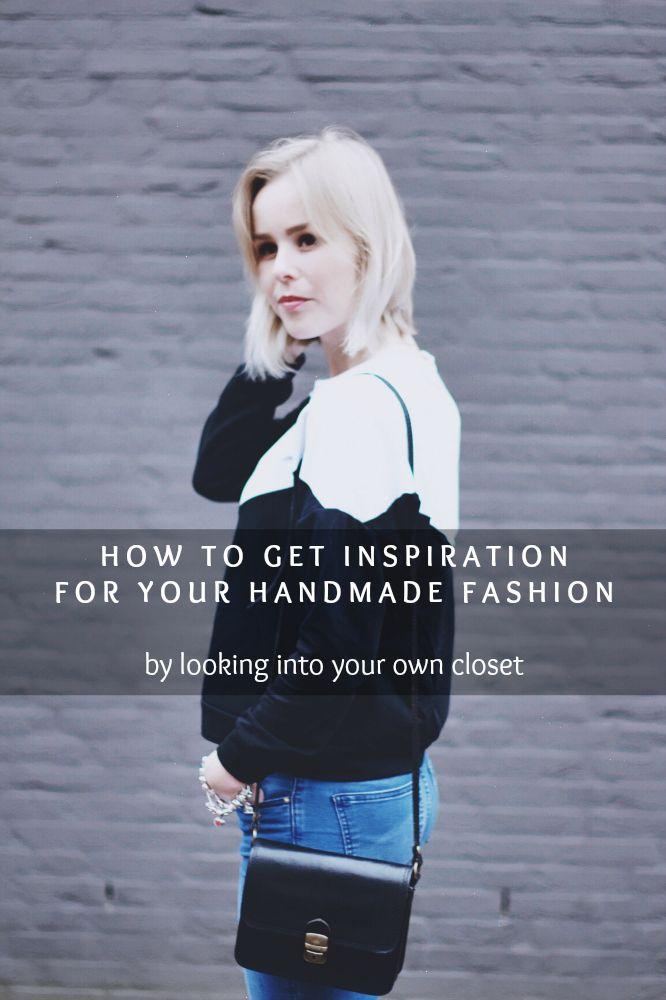 How to get inspiration for your handmade fashion -- chaintwenty.com