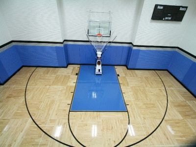 10 Best Images About Home Basketball Courts On Pinterest