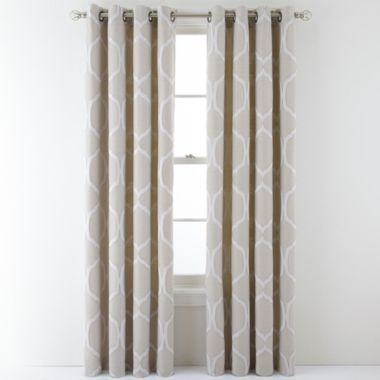 MarthaWindow™ Turning Point Grommet Top Curtain Panel
