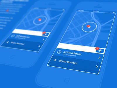 Map Wires #design, #UI, #UX, #interface, #experience, #wireframes