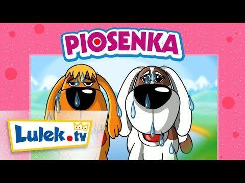 Piosenki dla dzieci. Pieski małe dwa. Lulek.tv