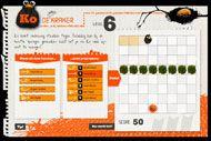 Ko de Kraker. Een leuk online spel waar kinderen kunnen leren programmeren. Leuk voor middenbouw PO.