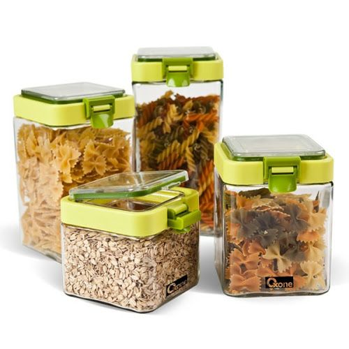 Toples snack ini terbuat dari bahan berkualitas. Terdiri dari 4 Pcs Storage yang berbeda ukuran dengan model yang elegant. CUBI Storage Jar bisa di gunakan untuk menampung berbagai macam makanan ringan seperti ; kacang, keripik, aneka kue kering, dll. Dengan Design CUBI terlihat elegant di meja tamu. Tutup kedap udara menjaga makanan tetap kering dan segar. Makanan anda akan tetap sehat dan higenis. CUBI Storage Jar juga bisa membawa bekal untuk perjalanan jauh bersama keluarga tercinta.