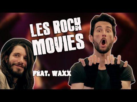 LE FOSSOYEUR DE FILMS - Les rock movies (feat. Waxx) - YouTube