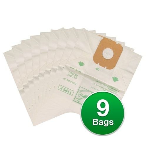 Replacement Vacuum Bag for Hoover Spirit Canister Vacuum Model (3-Pack)