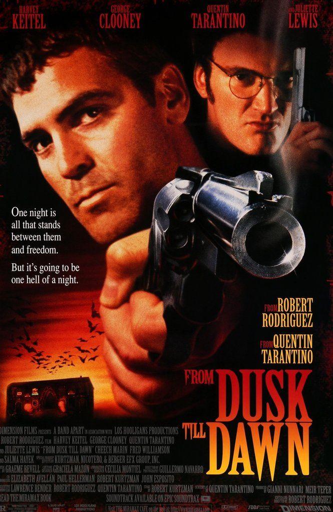 From Dusk Till Dawn (1995) Original One-Sheet Movie Poster