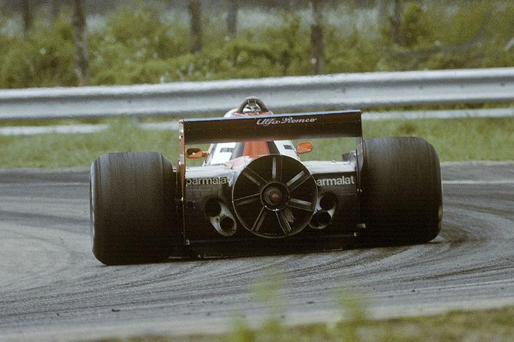 Niki Lauda Brabham BT46 Alfa Romeo