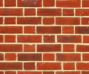 Cleaning interior brick