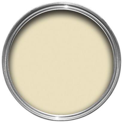 Devon cream masonry paint- smooth texture